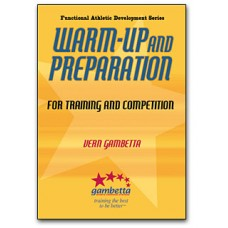 Warm-up and Preparation for Training and Competition